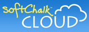 Soft Chalk cloud logo